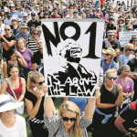 Eighteen times white South Africans fought the system
